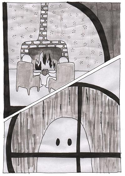 kummitus 5 pieni